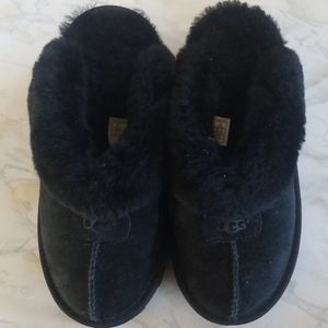 Ugg coquette slippers